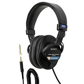 Sony MDR7506 Headphones