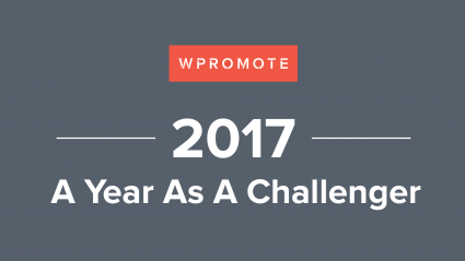 2017 A Year As A Challenger