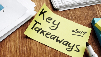 Key Digital Marketing Takeaways