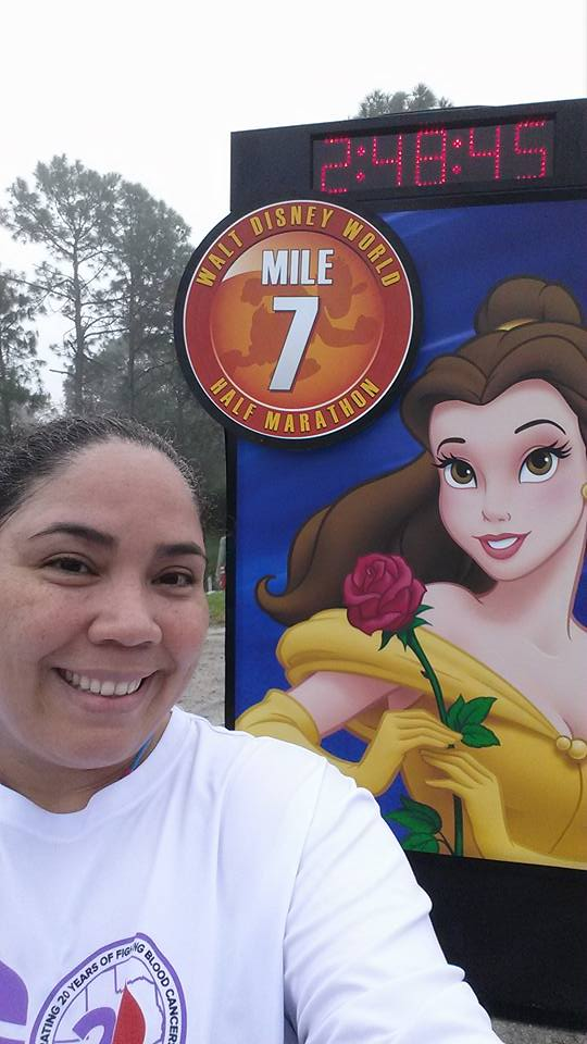 Lorraine Santiago-Poventud Half Marathon