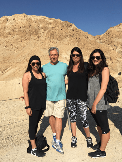family in israel