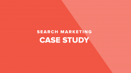 Search Marketing Case Study