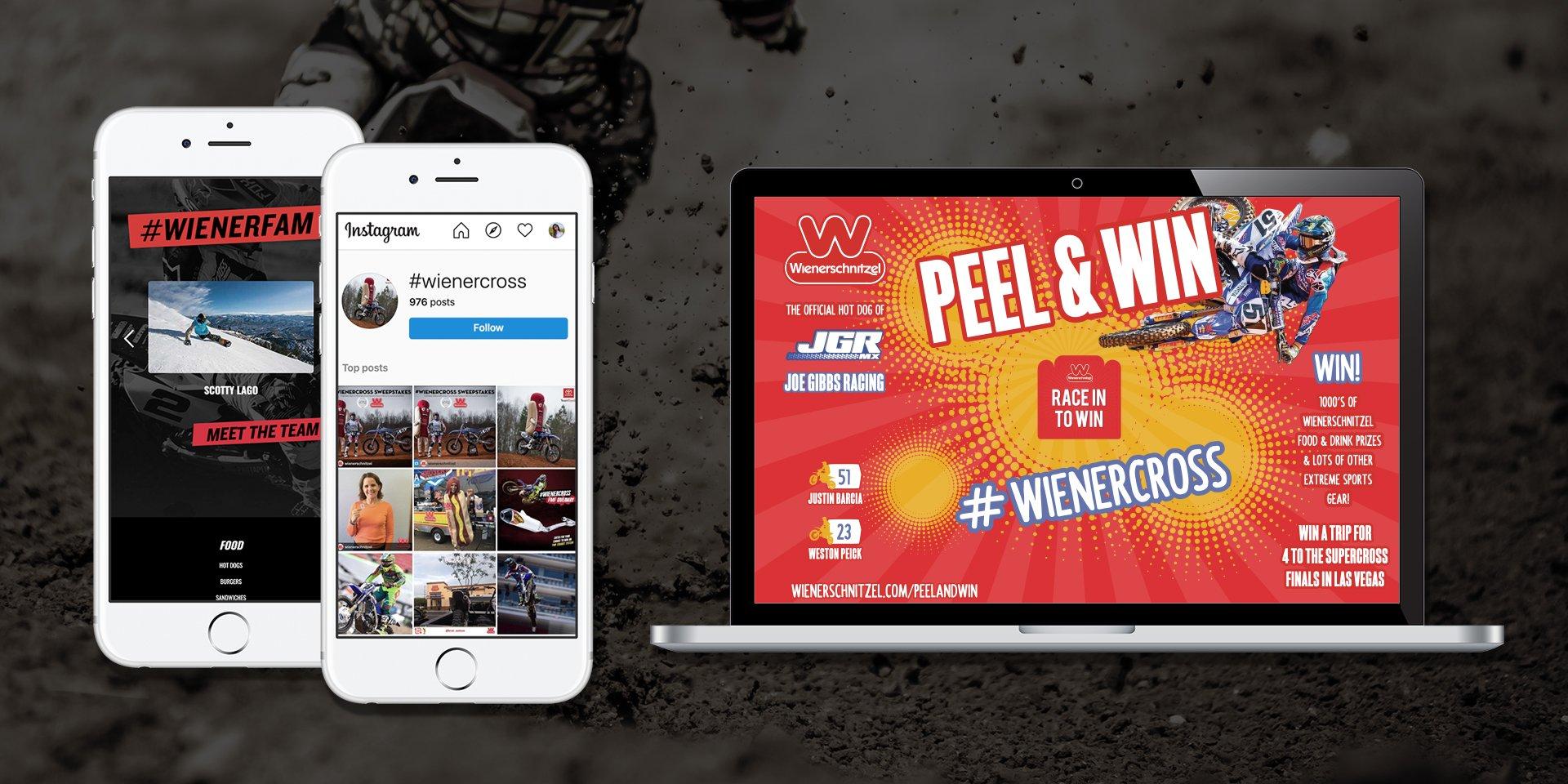 Wienerschnitzel social campaigns