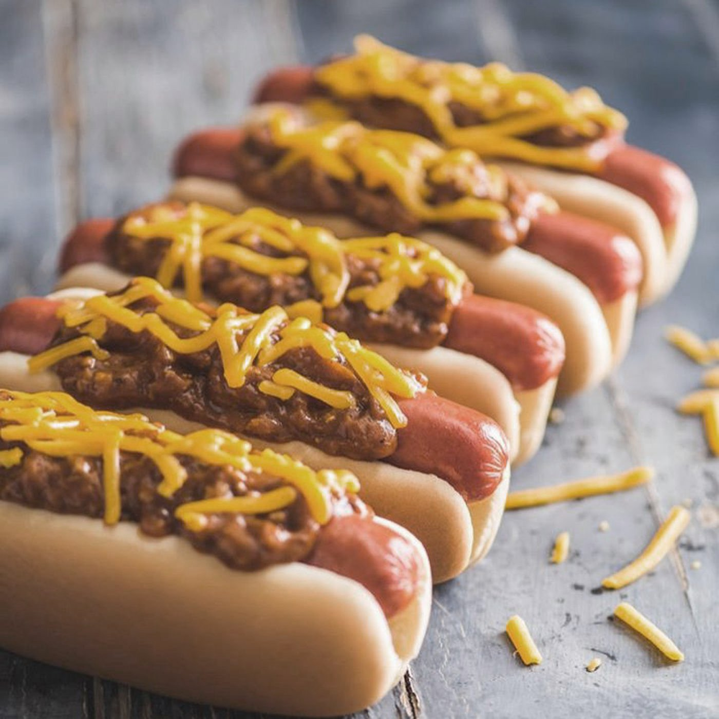 Wienerschnitzel hot dogs
