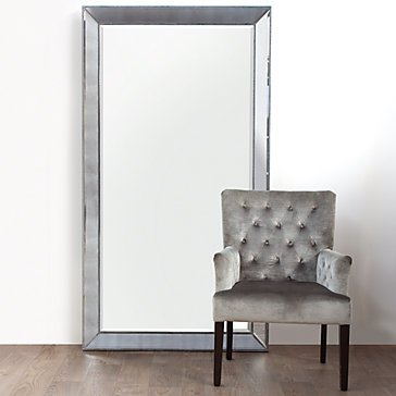 zgallerie mirror and chair