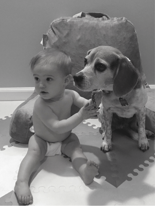 bixby and baby matilda