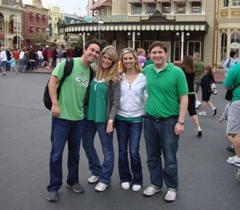 wpromote employees at Disneyworld