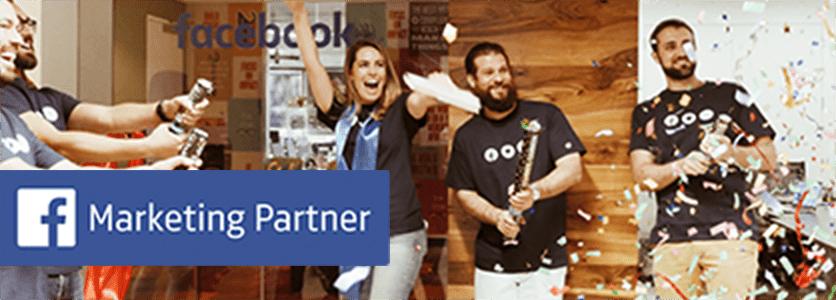 facebook marketing partner celebration at Wpromote