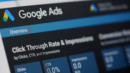 Google Ads interface