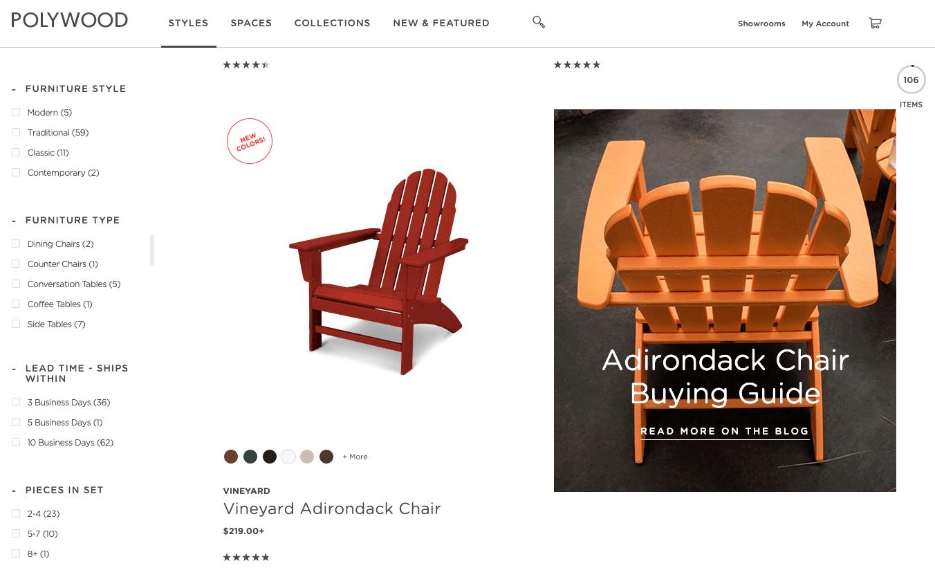 Polywood Website