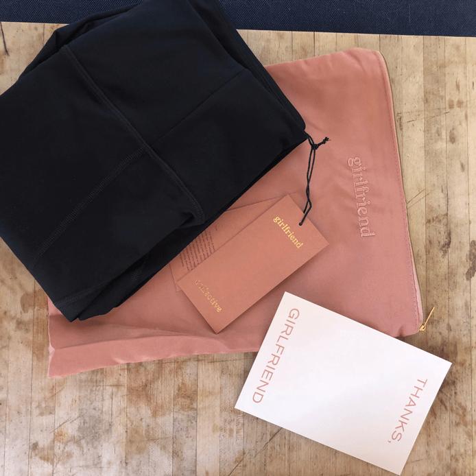 Girlfriend reusable eco-friendly bag