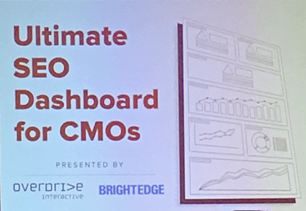 ultimate seo dashboard for CMOs
