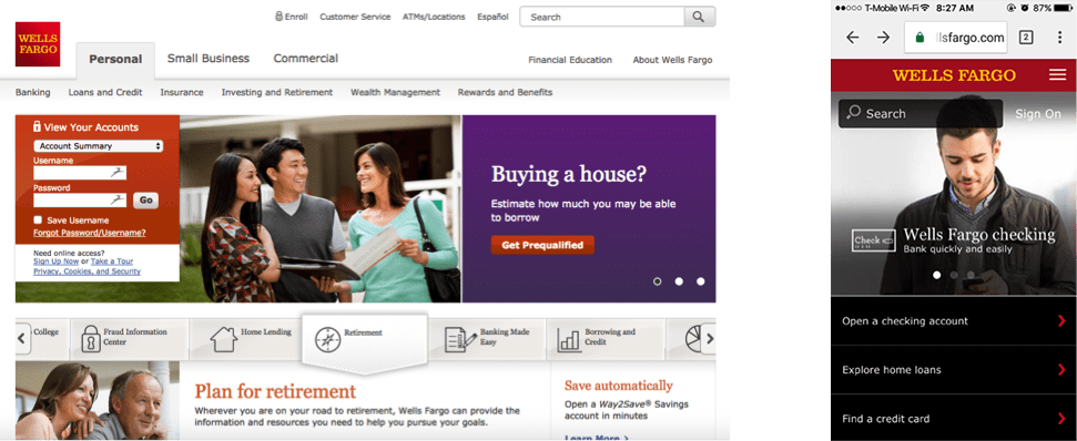 Example Of Dynamic Serving Website