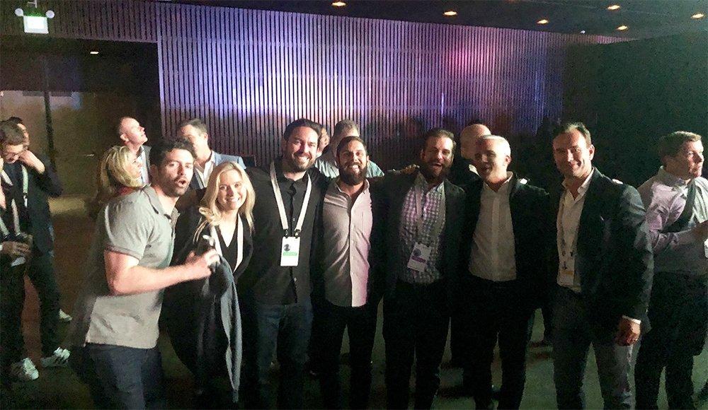 Wpromote team at Google Marketing Live