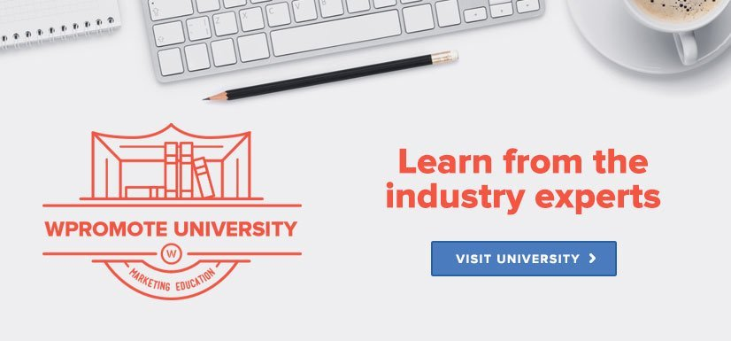 visit the wpromote university