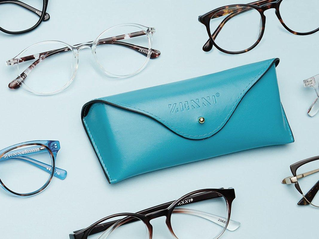 Zenni eye glasses