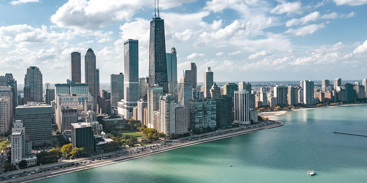 Chicago cityscape