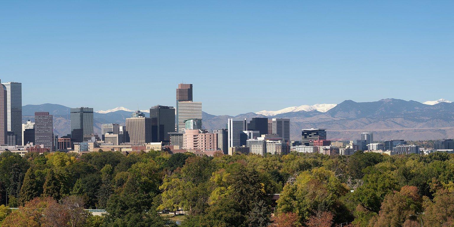 Denver cityscape