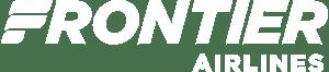 frontier logo white