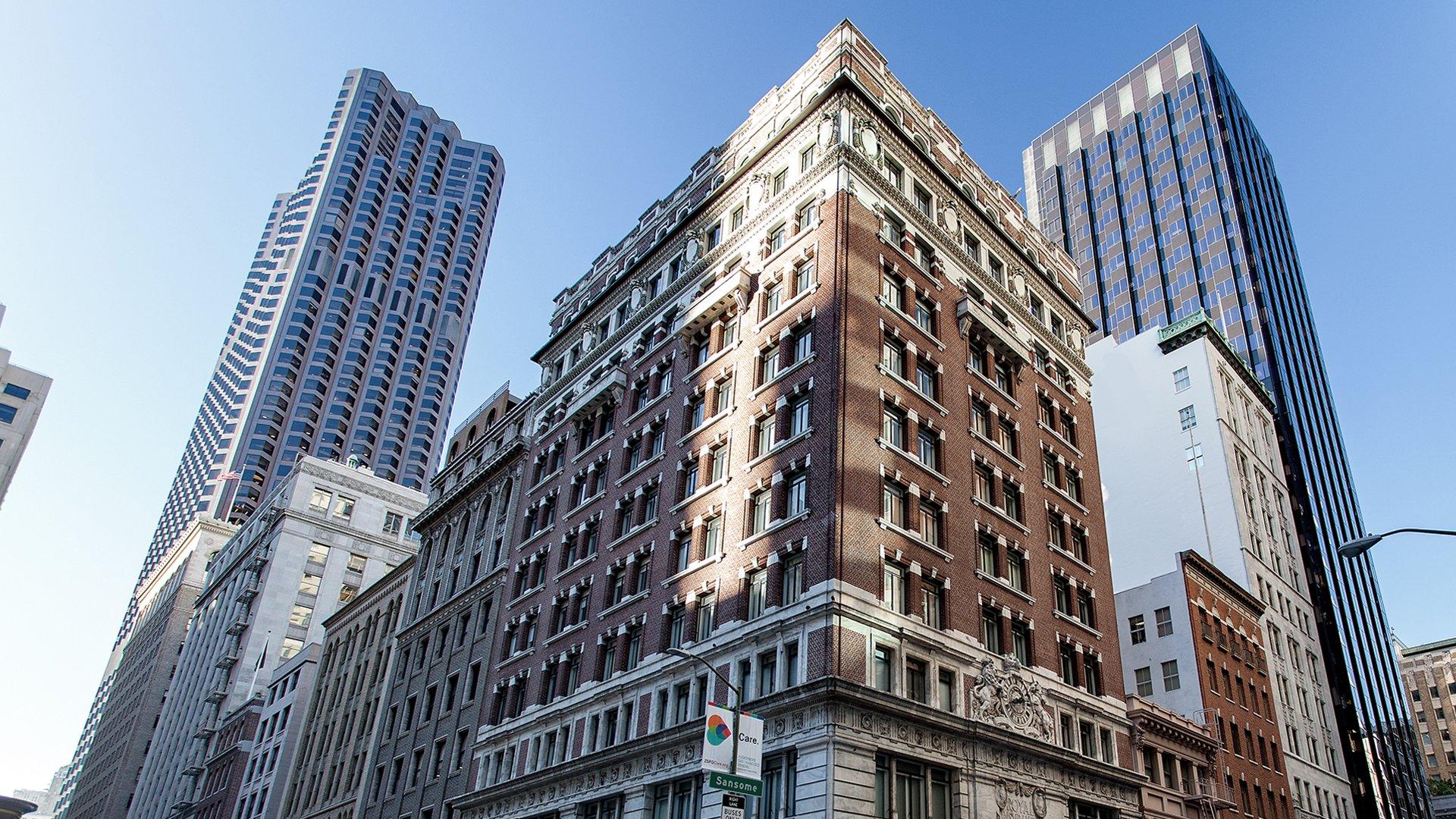 San Francisco Sansome Street
