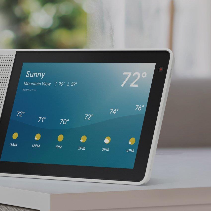 lenovo smart device in home