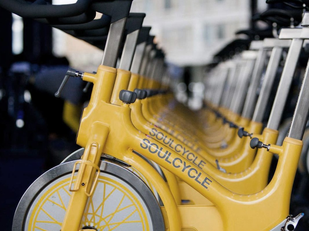 Soulcycle Bikes