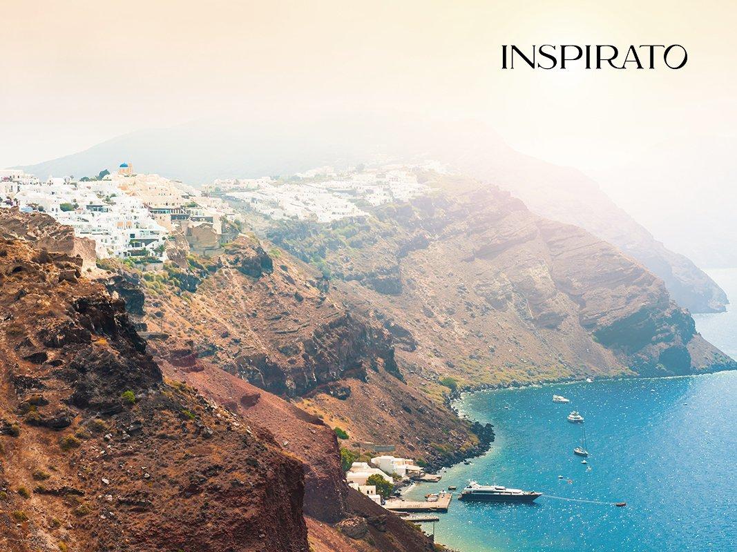 the coast of greece