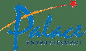 palace entertainment logo