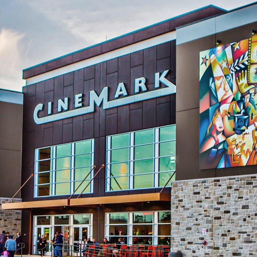 cinemark movie theater exterior