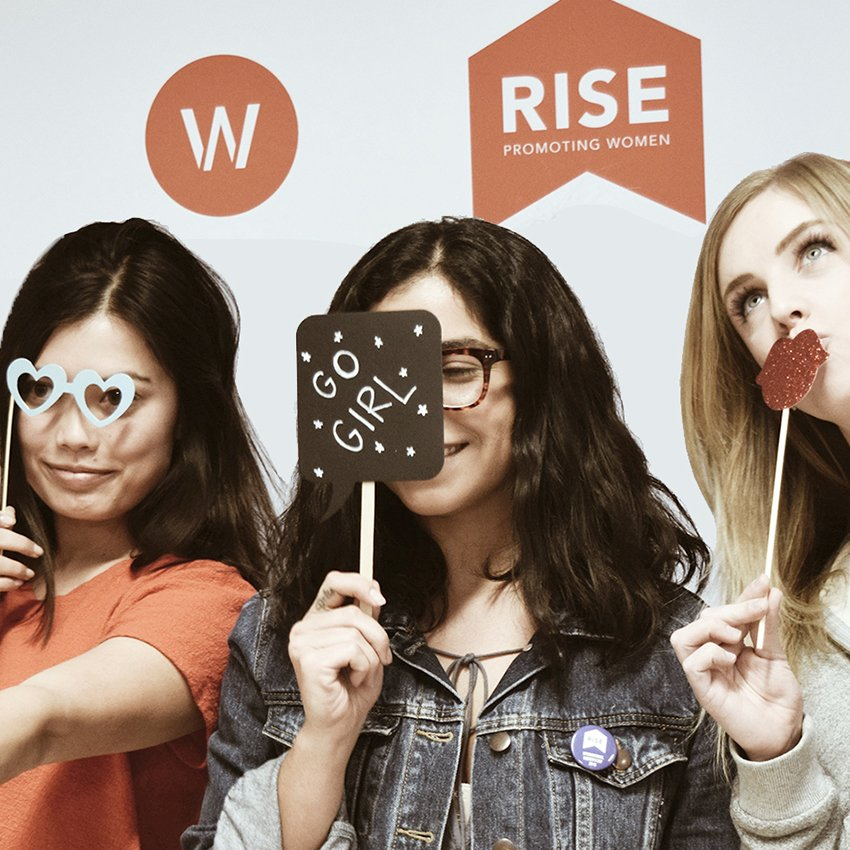 Wpromote Rise event