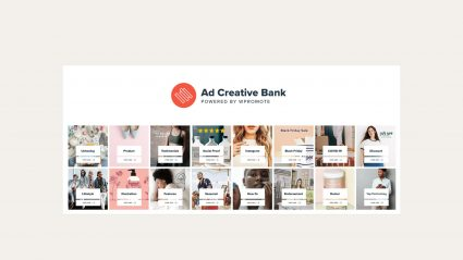 Wpromote Ad Creative Bank