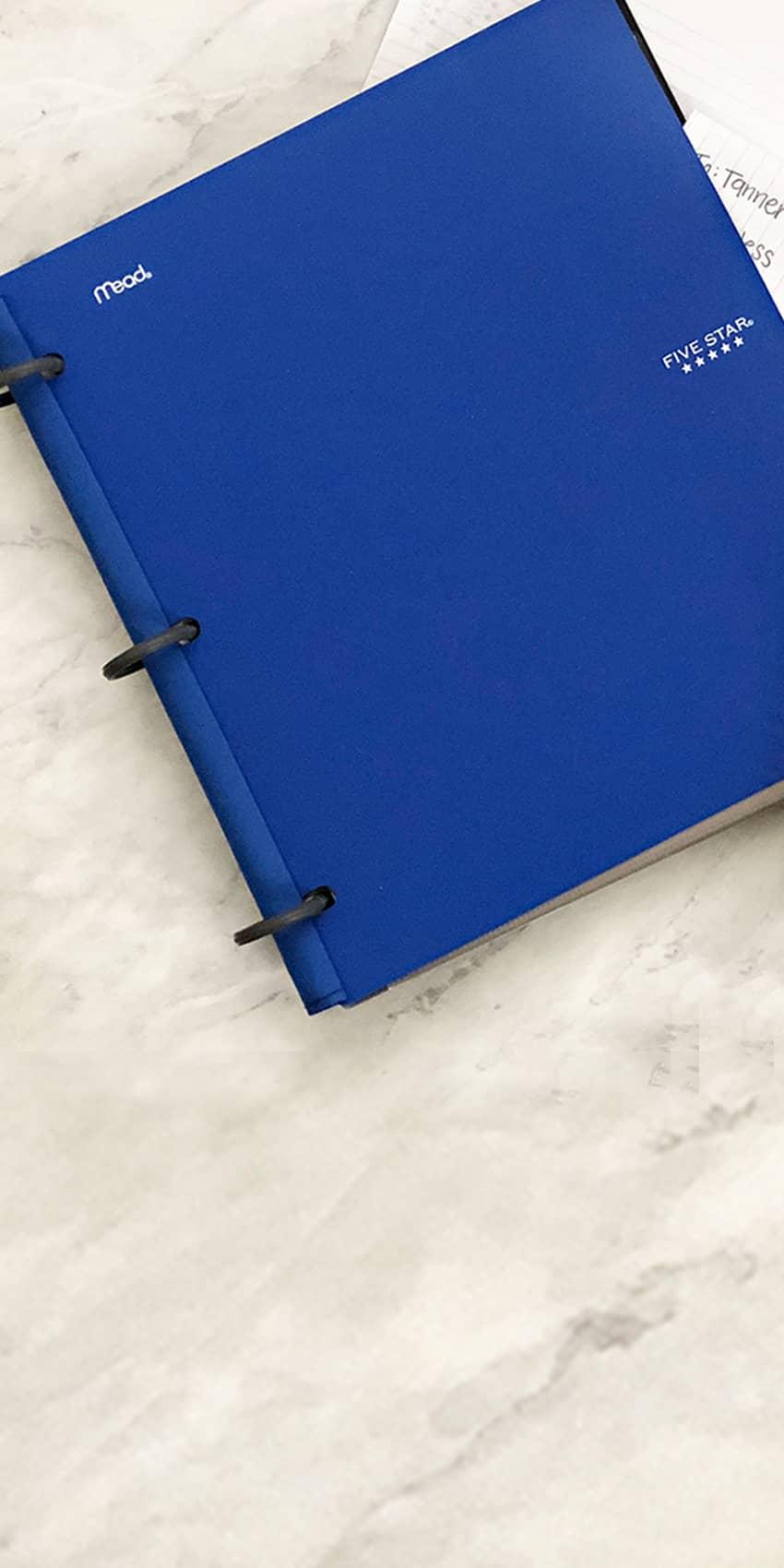 FiveStar notebooks