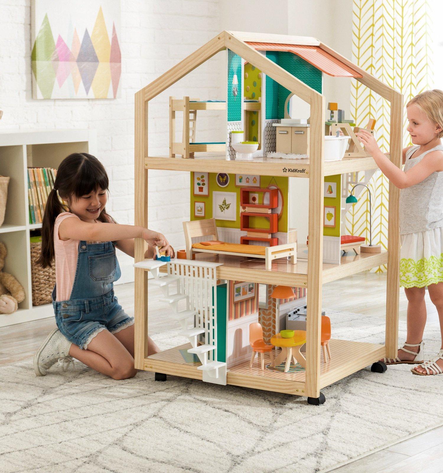 kidkraft playhouse