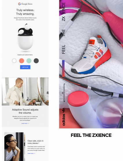 3D Imagery In Email Design