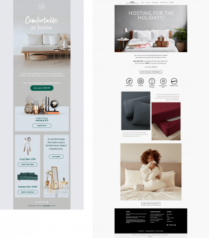 Custom Photography In Email Design