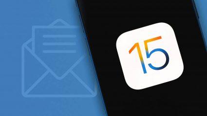 ios 15 email marketing