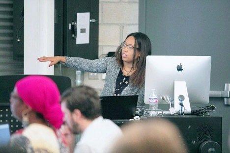 Leondra James, Wpromote Director of Data Analysis